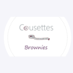 Cousette et brownies